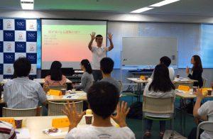第3回Special Live & Communication @ NIC International College in Japan大阪校【プロアスレチックトレーナー武井敦彦オフィシャルブログ】