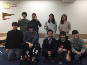 第5回スポーツ座談会 @ NIC International College in Japan【プロアスレチックトレーナー武井敦彦オフィシャルブログ】