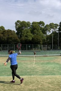 デフテニス日本代表合宿サポート&練習【プロテニスプレイヤー宮村美紀オフィシャルブログ】
