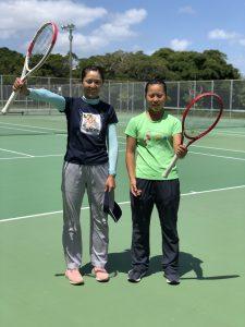 選手サポートと沖縄の洗濯事情【プロテニスプレイヤー宮村美紀オフィシャルブログ】