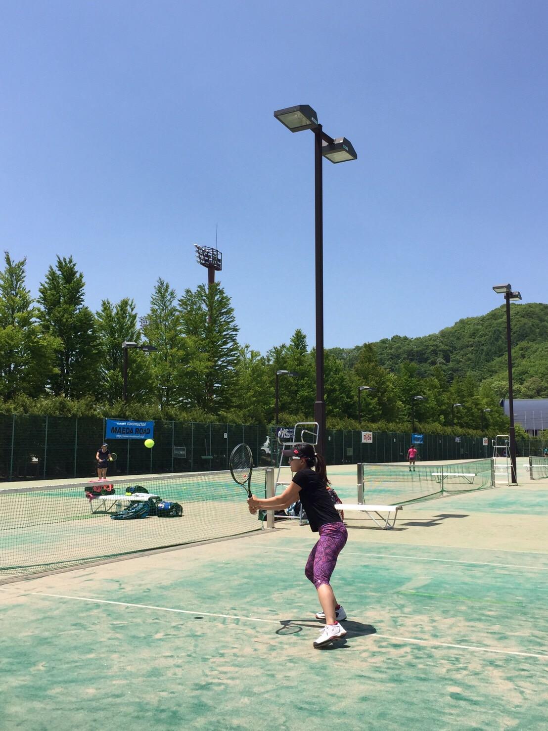 プロテニスプレイヤー井上雅の画像