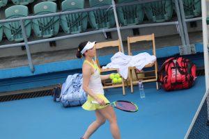 香港【プロテニスプレイヤー井上雅オフィシャルブログ -miyabiemみやびーむ-】