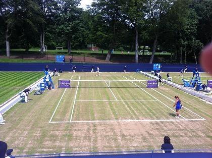 バーミンガム テニス