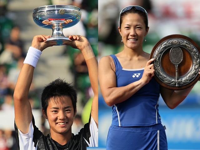 テニスナビ 全日本テニス