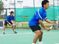 テニス比嘉明人