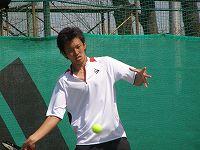 テニス伊藤竜馬