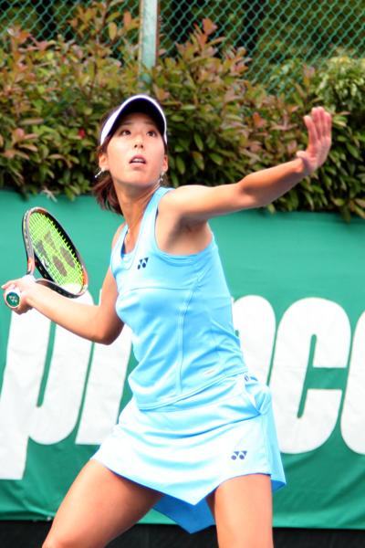 江口 実沙(テニス)