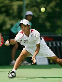 インターハイテニス