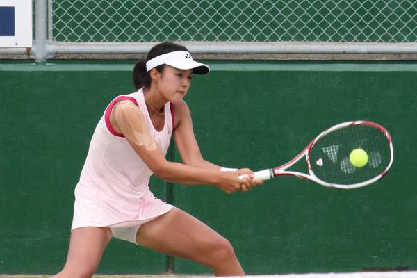 石津幸恵19歳、準々決勝敗退/米国1万ドル大会  最新テニスブログ   最新テニスニュース