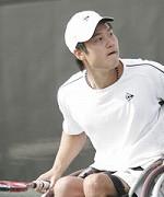 国枝慎吾、車いすテニス