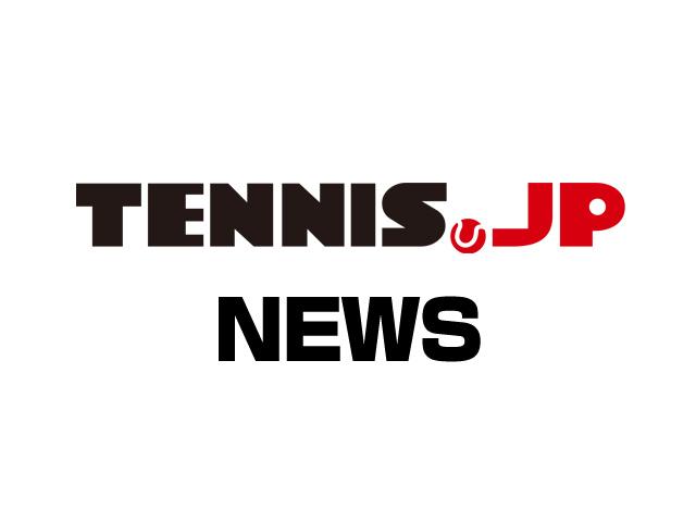 ニュース(テニス)