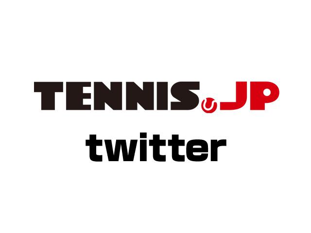 TENNIS.JP twitter