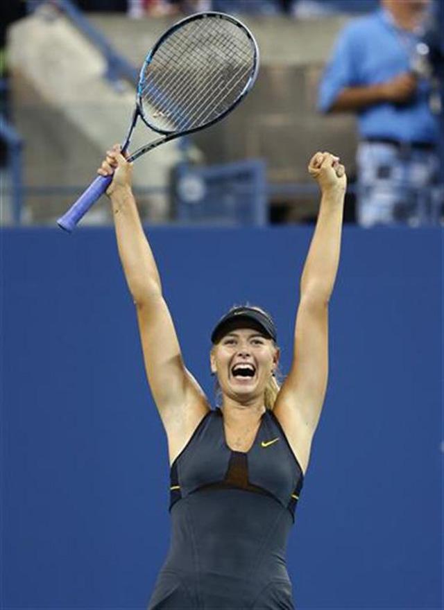 マリア・シャラポワ(テニス)