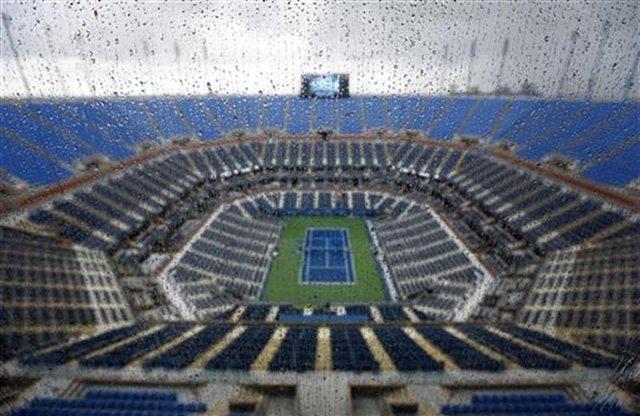全米オープン会場(テニス)