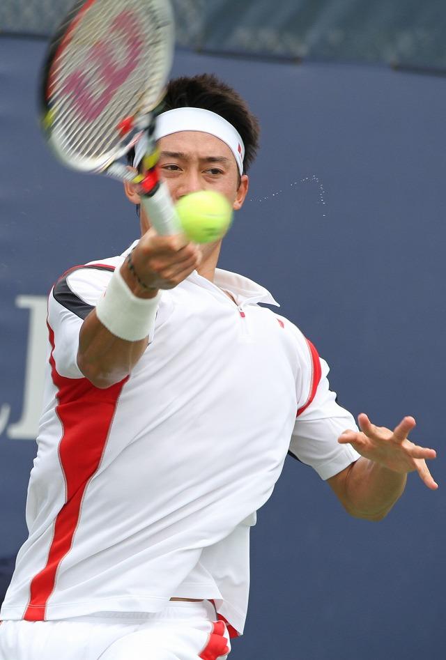 錦織圭(テニス)