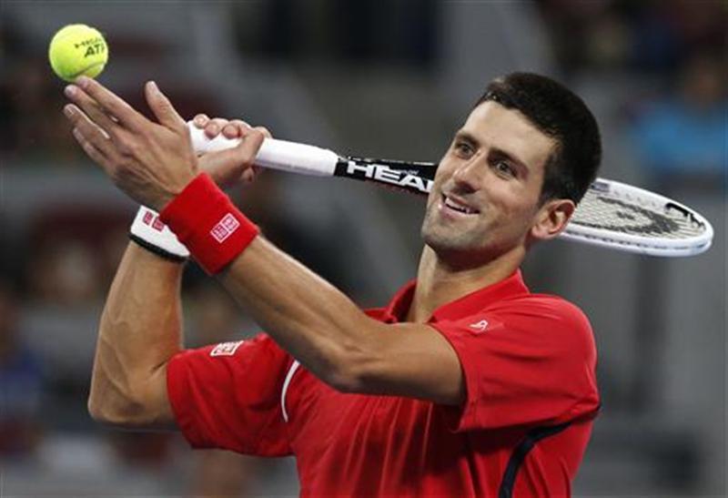 ノバク・ジョコビッチ(テニス)