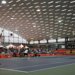HEAT JAPAN2011試合会場(テニス)