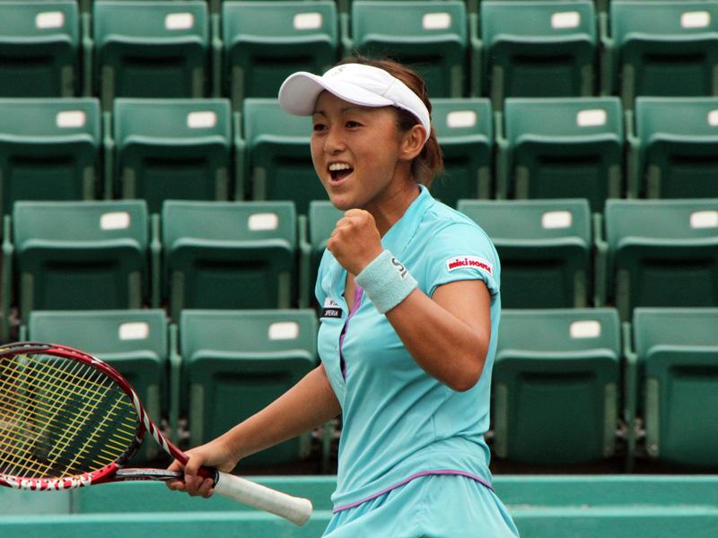 土居美咲(テニス)