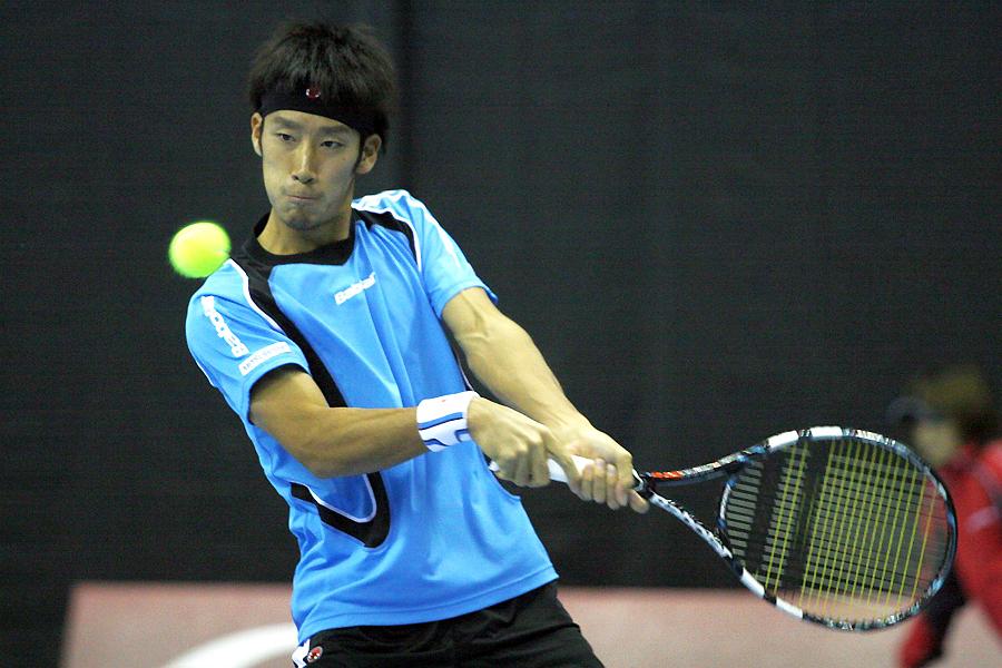 杉田佑一(テニス)