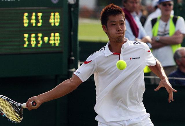 杉田祐一(テニス)