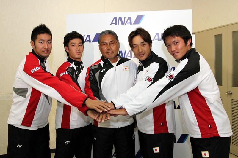 デビスカップ日本代表チーム(テニス)