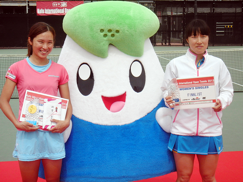田中優季、桑田寛子(テニス)