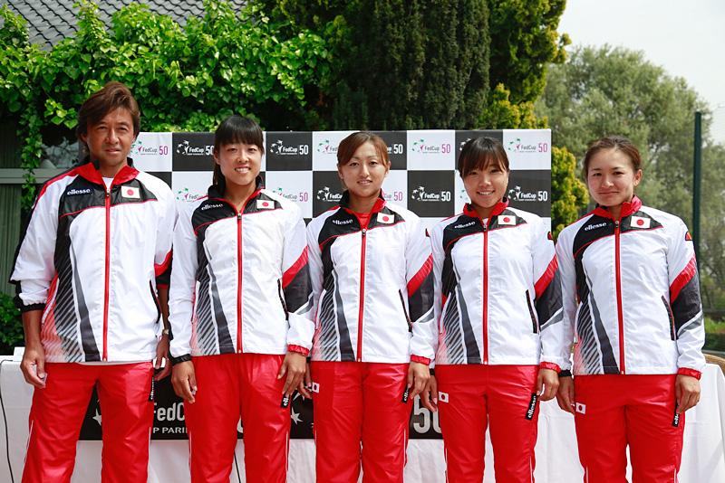 フェドカップ日本代表(テニス)