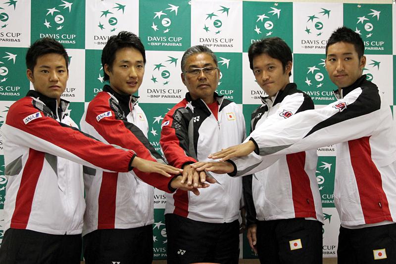 デビスカップ日本代表
