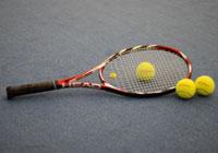 初心者のためのテニスマナー、ボールとラケット