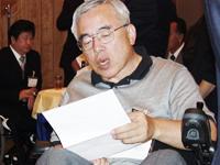 芝田耕太郎氏がブラッドパークス賞 受賞