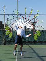 寺地貴弘のスピンサーブ | レッスン 最新テニスブログ 最新テニスニュース