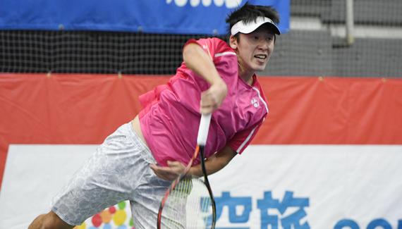 吉備雄也(テニス)