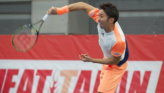 内山靖崇(テニス)