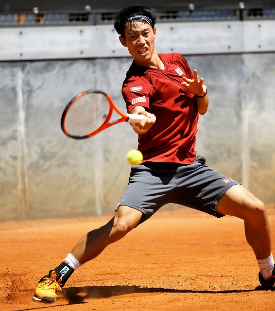 錦織「物足りないところがある。」急遽 ジュネーブ・オープン出場  最新テニスブログ   最新テニスニュース