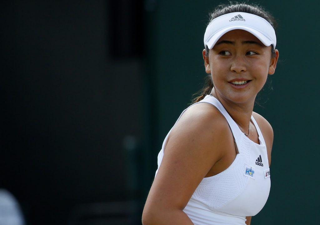 穂積絵莉、逆転負けで8強逃す。日比野は本日試合。【江西オープン】 最新テニスブログ 最新テニスニュース