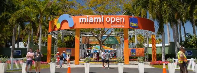 Miami Open 2018 大会情報・ドロー・対戦成績