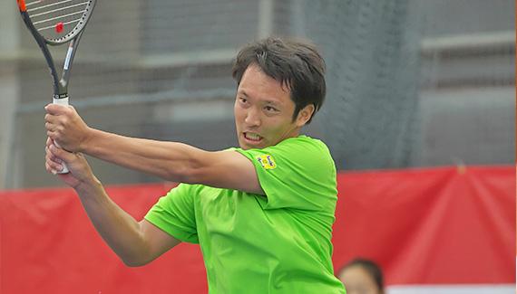 伊藤竜馬(テニス)