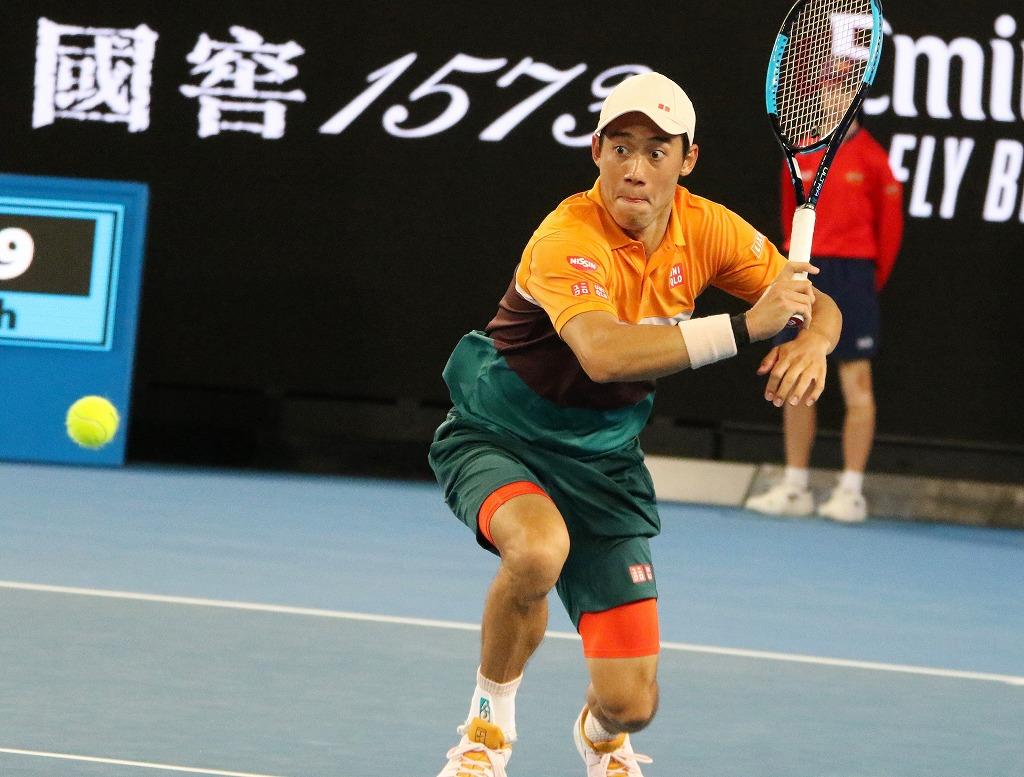 錦織圭5時間5分の 大逆転劇 8強だ【全豪オープン】【ニュース – TENNIS.jp】