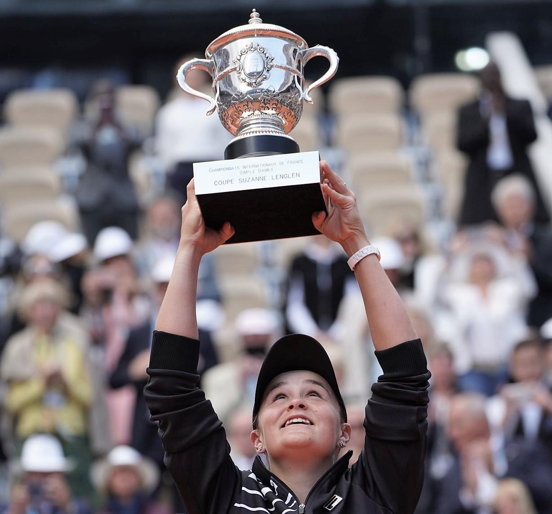 ナダル12回目の全仏オープン優勝 女子はバーティ初優勝【ニュース – TENNIS.jp】