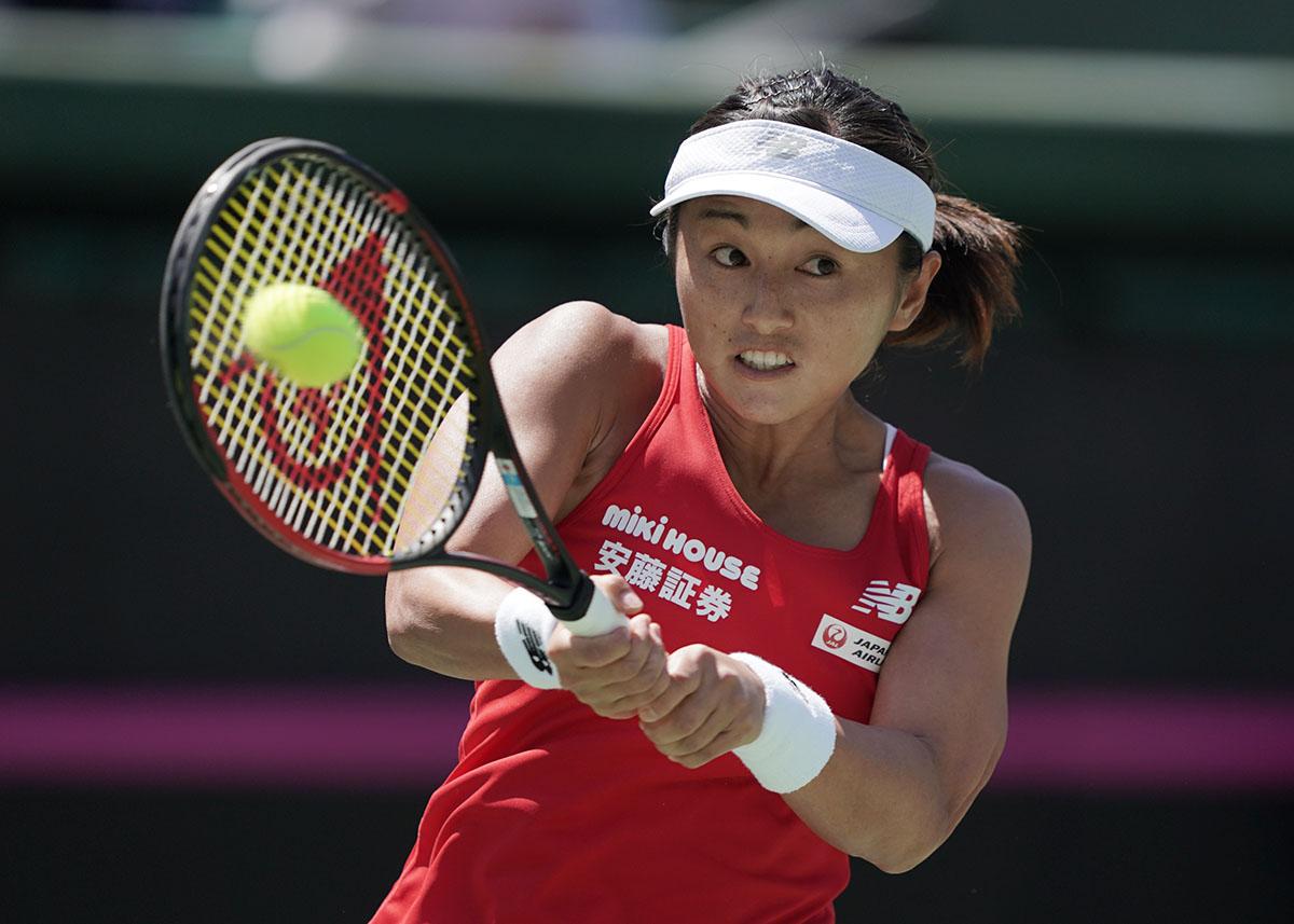 ジャパン 女子 オープン テニス