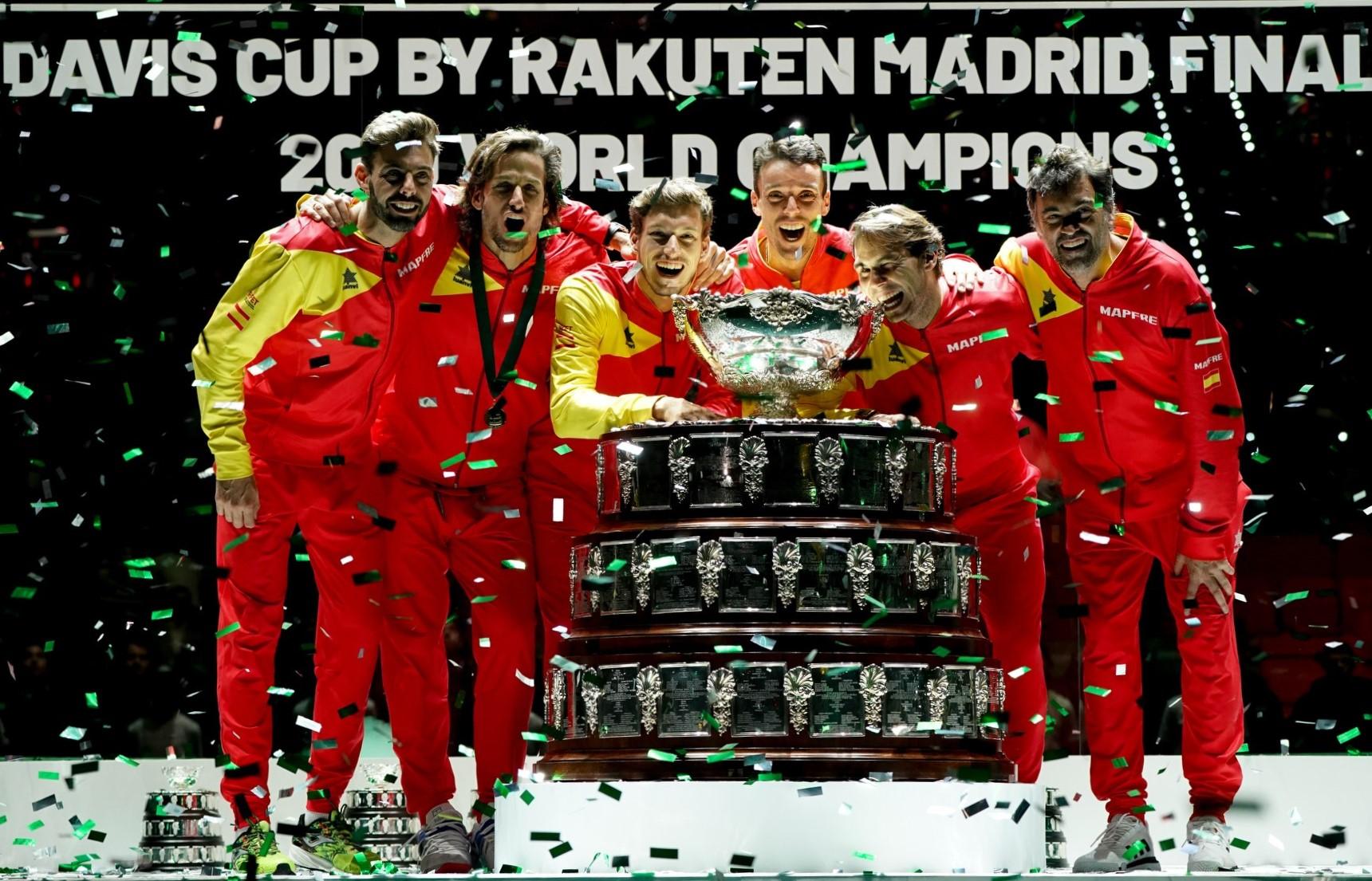 ナダル単複大活躍 スペインを優勝国に【デ杯ファイナル】【ニュース – TENNIS.jp】