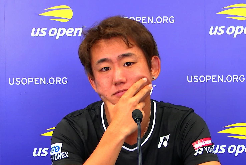 西岡良仁 マッチポイントあったが 4時間38分の激戦【USオープン】【ニュース – TENNIS.jp】