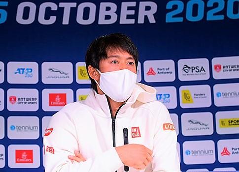 西岡良仁8強狙うが 錦織圭は肩の怪我で棄権【ニュース – TENNIS.jp】