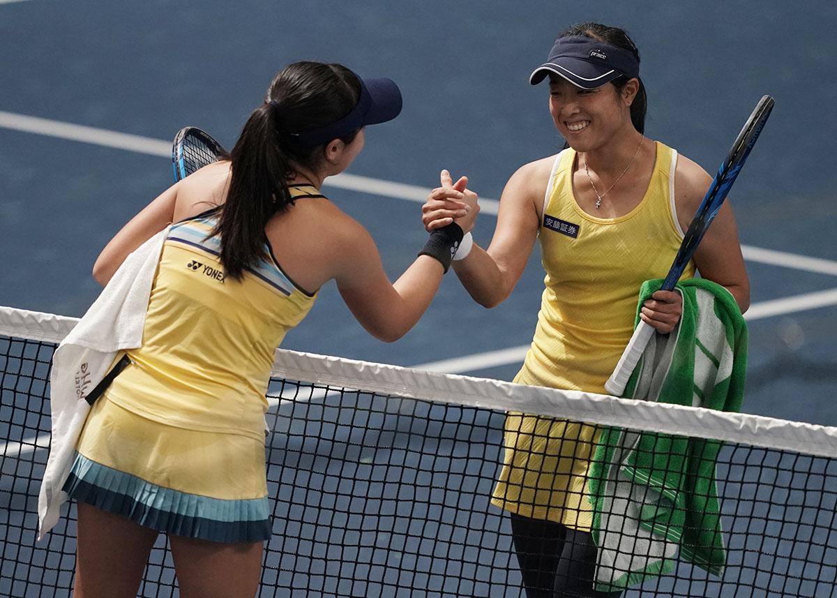 全日本テニス選手権始まる 無観客だが熱戦がくり広げられる【ニュース – TENNIS.jp】