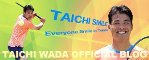 TAICHI WADA OFFICIAL BLOG