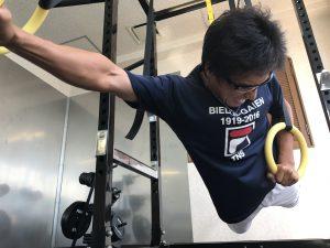 2017.7.5 トレーニング@SarchC【井藤祐一公式ブログ】