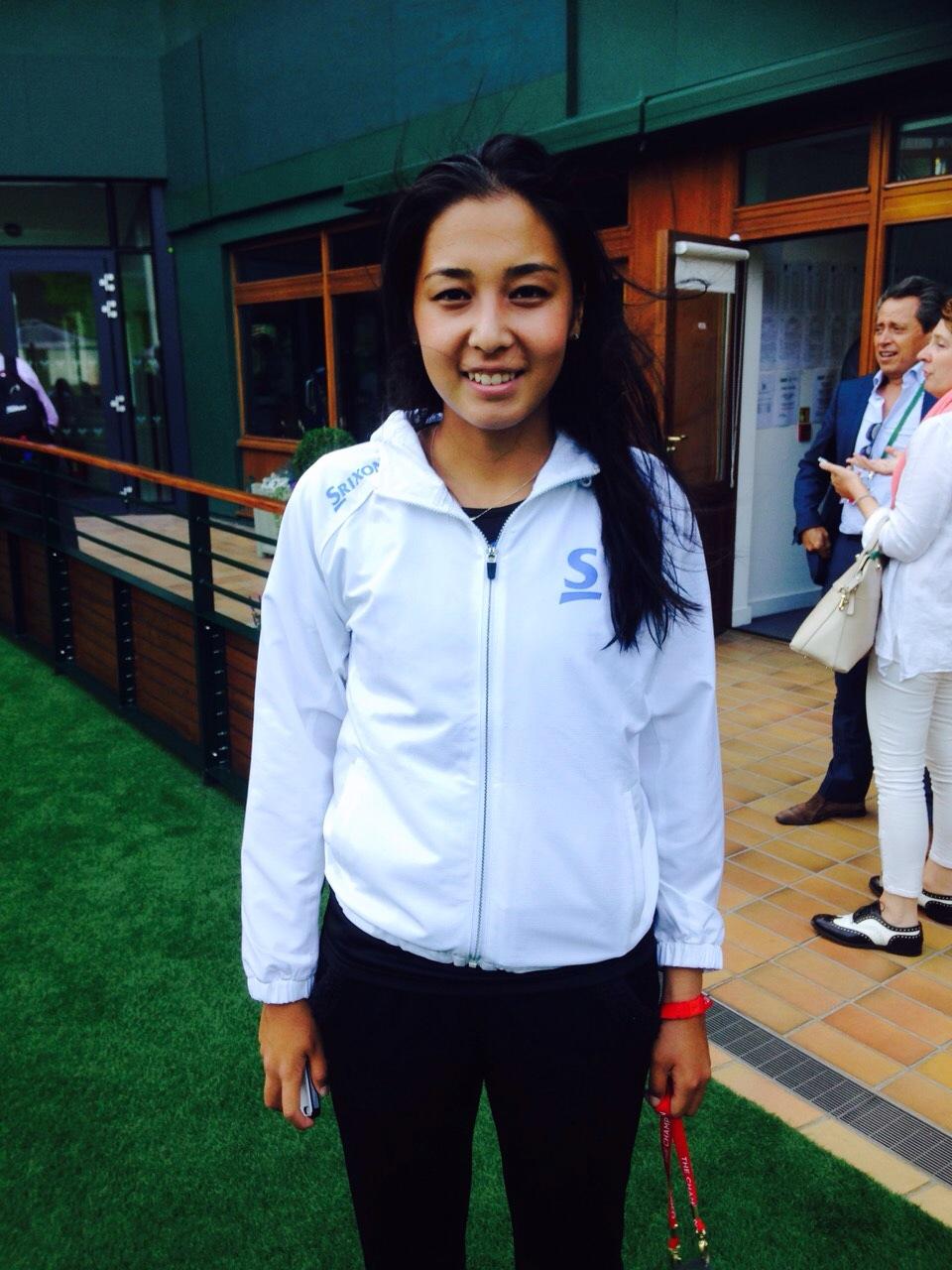 Wimbledon 2nd Week!! プロフィール 最近の記事 年月別アーカイブ ザリナ・ディアス関連ニュース ブログ内検索
